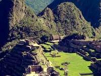 Machu Picchu Viendo
