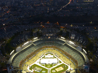 Dodger Stadium And Los Angeles Skyline Helicopter Tour @ ROTOR FX