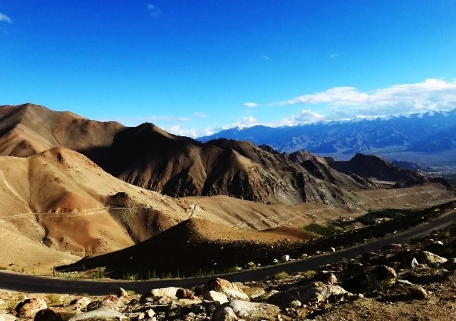 Ladakh Delight With Air Fixed Departure Photos