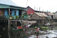 Kampong Kleang, Floating Village