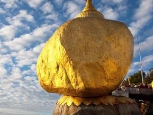 Golden Rock, Bago & Yangon