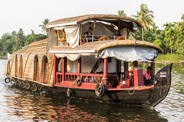Splendid Kerala Backwaters Photos