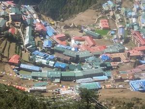 After earthquake everest base camp trek news
