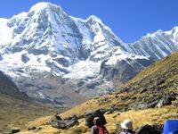 Annapurna Base Camp Trekking Only @ USD 450 P/P