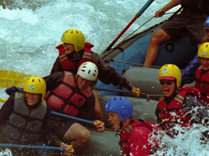 River Rafting To Trishuli River