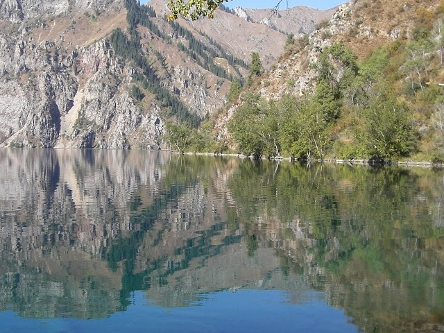 5 days - Mountains and lakes of the Kyrgyzstan Photos