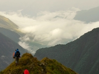Trekking In North Osetia