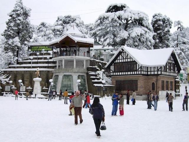 Himachal Pradesh Tour With Katra Photos