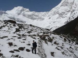 Tsum Valley and Manaslu Trekking