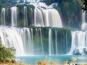 Ba Be Lake - Ban Gioc Waterfall