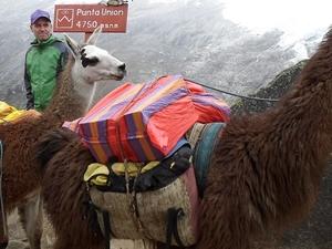 adventure travel Huaraz