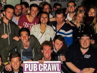 Chilled Group At The Crawl