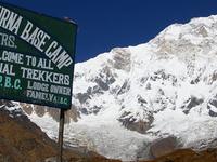 Trek to Annapurna Base Camp