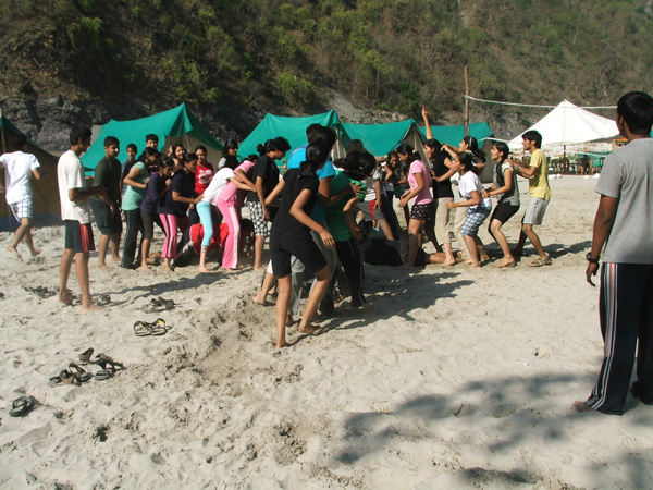 Camping In Rishikesh Photos