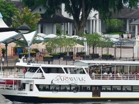 Sarawak River Cruising