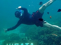 Snorkeling At Taman Nemo Pahawang BEsar
