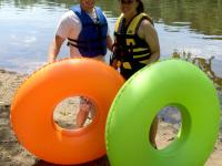 Couple3 Tubing Lehigh Delaware River 300x225