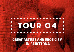 Erotic Walking Tour 4 - Great Artists And Eroticism In Barcelona Photos