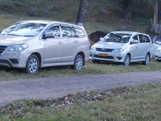 Shillong || Cherrapunji Innova Taxi Service Photos