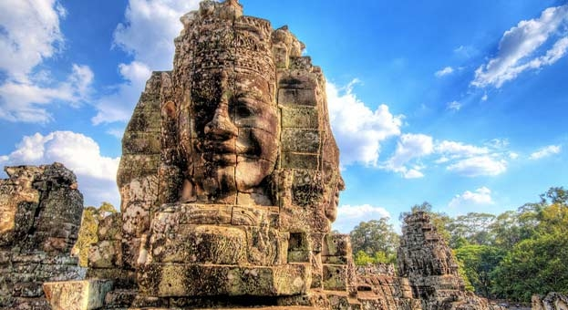 Cambodia With Bangkok & Pattaya Photos