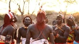 Mount Kenya, Samburu Game Reserve