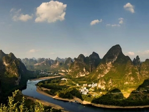 The Best of Guilin, Longji Rice Terraces and Yangshuo Fotos