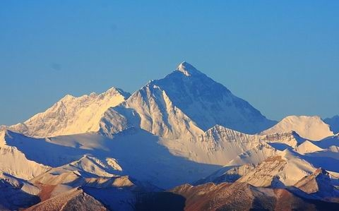 Mount Everest Terrain Tours Photos