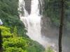 At Ramboda Falls,Nuwara Eliya