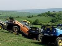 Jeep Safari in Balkan Mountain