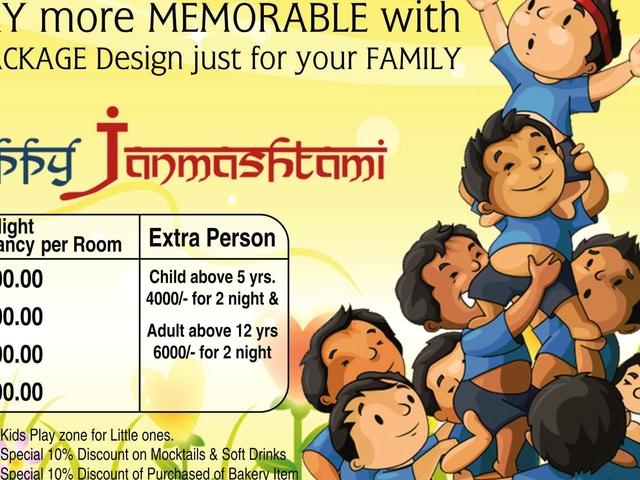 Long Weekends and Krishna Janmashthami Photos