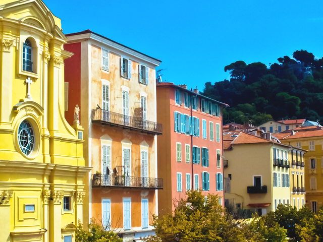 Treasures of Old Nice & Castle Hill Photos