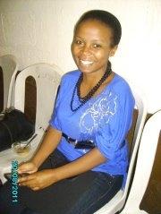 Vicky Mwirichia
