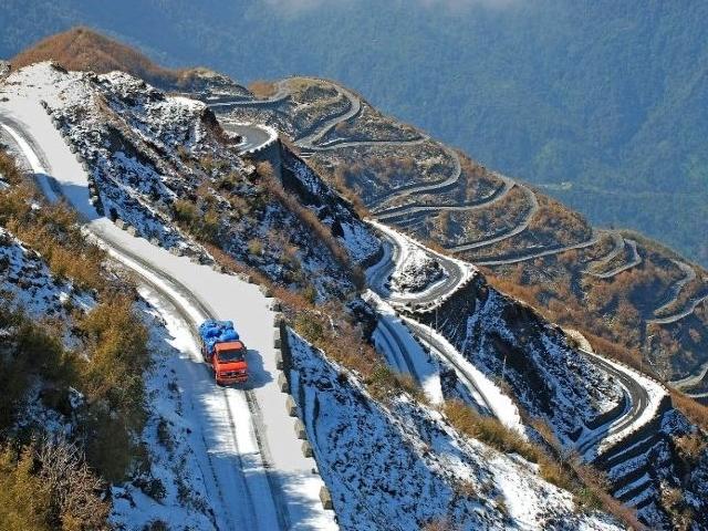 Zuluk East Sikkim Photos