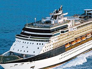Cruise to Kings Wharf, Bermuda