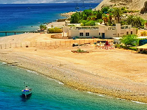Red Sea Excursion in Eilat