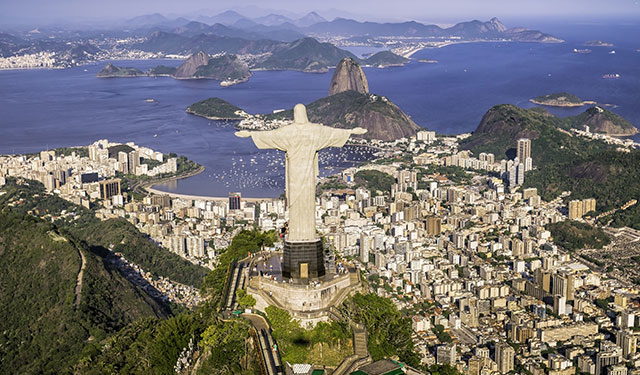 Visit Rio's Christ the Redeemer Statue Photos
