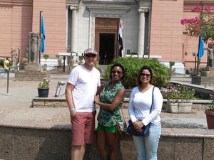 Museum, Citadel and Khan - Cairo Tour Photos