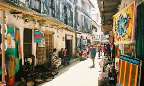 Stone Town Walking Tour Photos