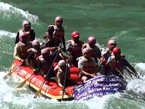 Rishikesh Rafting & Camping Offers