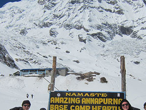 Annapurna Base Camp Trek Photos