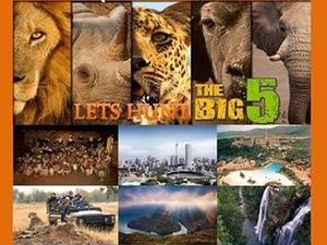 African Safari Fotos