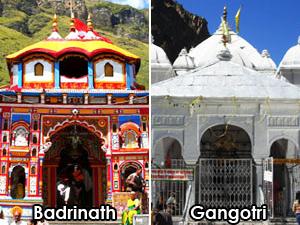 Char Dham Yatra from Delhi & Haridwar Photos