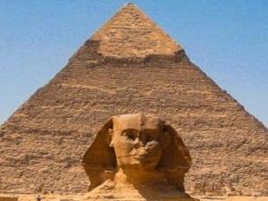Guiza Pyramids, Sphinx at Giza, Memphis and Sakkara With Lunch Photos