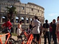 Civitavecchia Shore Excursion: Rome by Bike