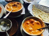 Voucher for Lunch and Dinner India Food at Bali Island