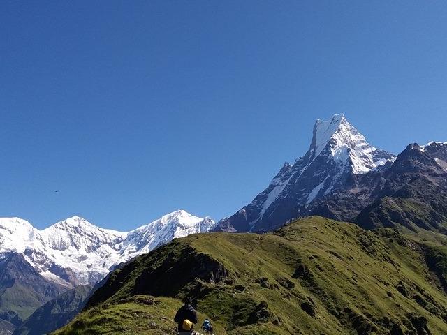 Mardi Himal Tour Photos