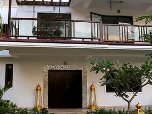 Perfect Package Nora Villas in Goa Fotos