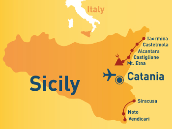 On Sicily Old Travelers' Footsteps (Self-guided Trekking) Photos