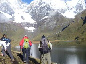 Cordillera Huayhuash Trekking Peru Photos