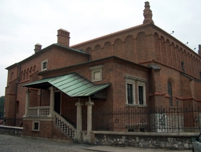 Old Jewish District Photos